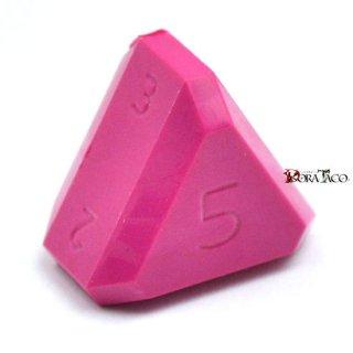 5面ダイス ピンクカラー