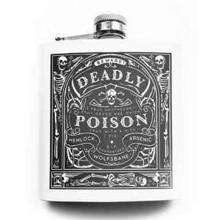 デッドリーポイズン用 飲料容器(スキットル)
