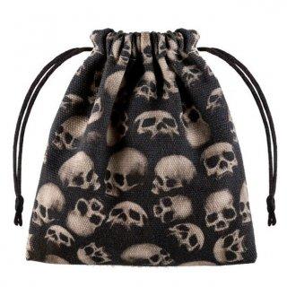 ダイスバッグ スカル フルプリント Skull Fullprint Dice Bag Q-WORKSHOP