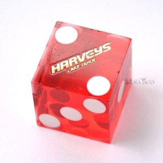 使用済み◆カジノ用サイコロ 19mm【Harveys】