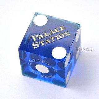 使用済み◆カジノ用サイコロ 19mm【Palace Station】