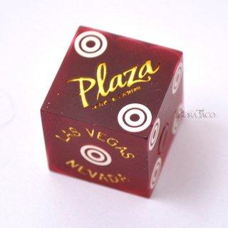 使用済み◆カジノ用サイコロ 19mm【Plaza】