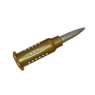 単品◆ライフル弾型6面サイコロ【1個】 弾丸ダイス