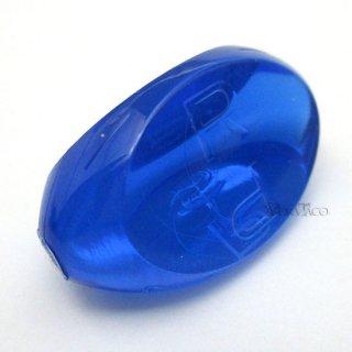 3面ダイス ブルー