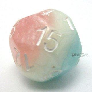 15面体ダイス キャンディカラーサイコロ