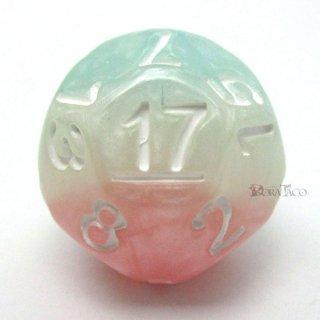 17面体ダイス キャンディカラーサイコロ
