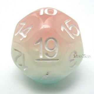 19面体ダイス キャンディカラーサイコロ
