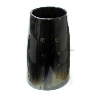 牛の角ダイスカップ