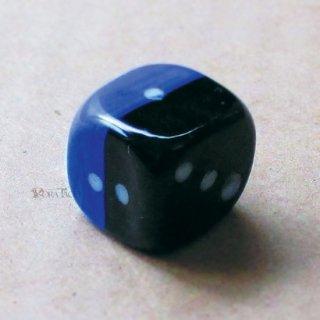 01◆ガラスの6面サイコロ (硝子ダイス)