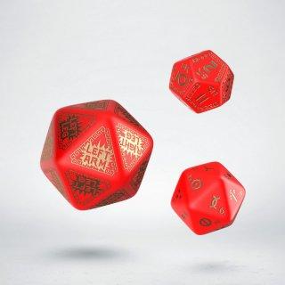 ルーンクエスト【レッド&ゴールド エクスパンション3個セット】RuneQuest