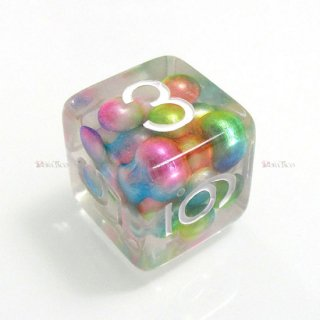単品ダイス【D6021】6面サイコロ