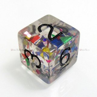 単品ダイス【D6029】6面サイコロ