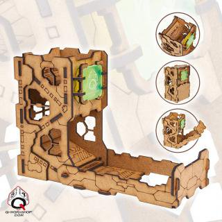 テック(Tech)【ダイスタワー】Dice Tower Q-WORKSHOP