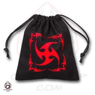 トライバル(Tribal)【ダイスバッグ】Dice Bag Black Q-WORKSHOP