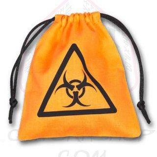 バイオハザード(Biohazard)【ダイスバッグ イエロー】Dice Bag Q-WORKSHOP