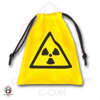 ヌカ(Nuke)【ダイスバッグ イエロー】Dice Bag Yellow Q-WORKSHOP