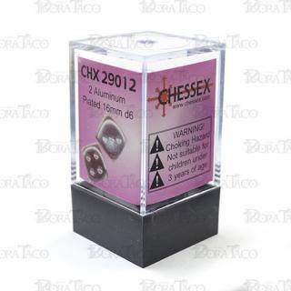 チェセックス(CHESSEX) 16mm アルミカラー 2個セット
