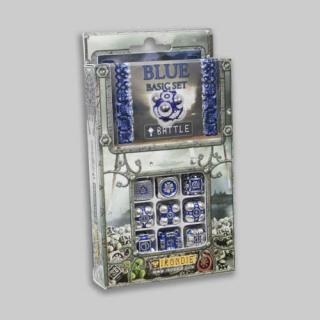アイアンダイ バトルダイス9個セット ブルー
