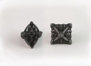 アイアンダイ テラリス 単品 D8ダイス ブラックザマック