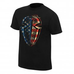 <img class='new_mark_img1' src='https://img.shop-pro.jp/img/new/icons24.gif' style='border:none;display:inline;margin:0px;padding:0px;width:auto;' />ロマン・レインズ【American Pride】Tシャツ