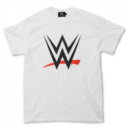 <img class='new_mark_img1' src='https://img.shop-pro.jp/img/new/icons24.gif' style='border:none;display:inline;margin:0px;padding:0px;width:auto;' /><日本限定>WWE ロゴ Tシャツ1 ホワイト
