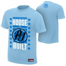 AJ・スタイルズ【The House That AJ Built】Tシャツ