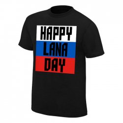 <img class='new_mark_img1' src='https://img.shop-pro.jp/img/new/icons6.gif' style='border:none;display:inline;margin:0px;padding:0px;width:auto;' />ラナ【Happy Lana Day】Tシャツ