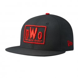 nWo New Era 59Fifty フィットキャップ<お取り寄せ品>