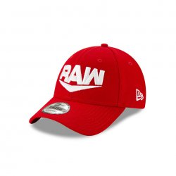 RAW 2019 9Forty New Era キャップ