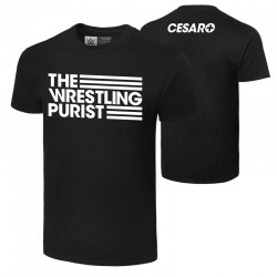 セザーロ【The Wrestling Purist】Tシャツ<お取り寄せ品>