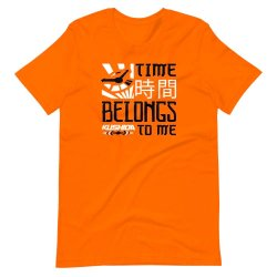 <img class='new_mark_img1' src='https://img.shop-pro.jp/img/new/icons6.gif' style='border:none;display:inline;margin:0px;padding:0px;width:auto;' />KUSHIDA【Time Belongs to Me】Tシャツ<受注生産品>