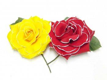 15%OFF!〈全3色〉h_a-54730 花の直径 約13cm