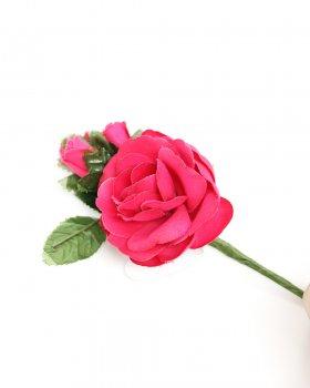 〈全6色〉h_a-48615 花全体の長さ 約9cm