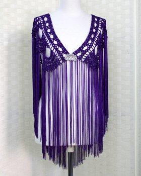 hpc129シージョ クロッシェ 青紫