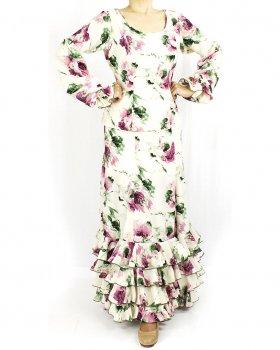 Gardenia -ガルデニア〈オーダーモデル/LÓPEZ DE SANTOSデザイン/スペイン製衣装/マンサニージャオリジナル〉