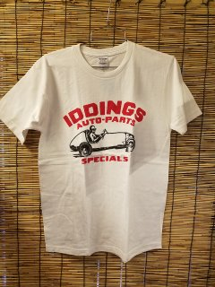 ★Es Original★ IDDINGS Tee/White