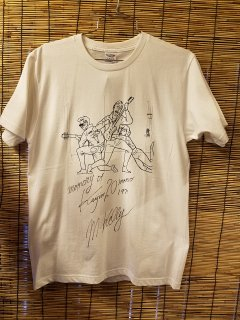 ★Es Original★ M.Kelly 怪人20面相1971MODEL T-Shirts/White