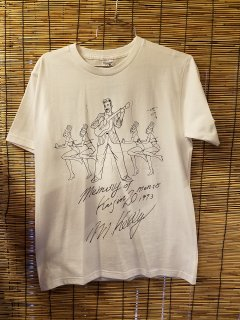 ★Es Original★ M.Kelly 怪人20面相1973MODEL T-Shirts/White
