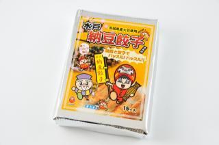 販売終了:水戸納豆餃子2箱セット