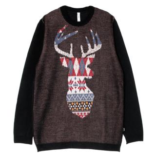 Deer knit
