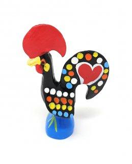 GALO(ガロ)小サイズ<br>カラフルバージョン<br>ポルトガルの幸運を呼ぶ鶏