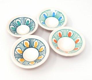 【21年春新商品】<br>ポルトガル製ハンドメイドの小さなお皿