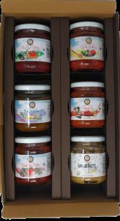 【調味料6種セット】<br>ポルトガルの調味料をまとめて!<br>調味料6種<br><箱代&送料込み>