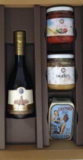 【ガーリックセット】<br>オリーブオイル<br>バカリャウ&調味料