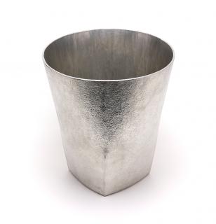 錫 ワインクーラー 方円(フルボトル用)