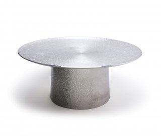 錫 石目高坏 6寸