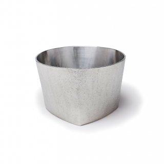 錫 清酒クーラー 方円