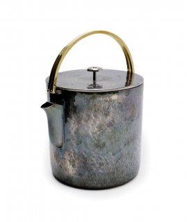 黄銅 寸胴湯沸