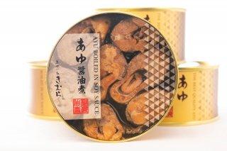 あゆの醤油煮 1缶