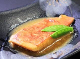 金目鯛味噌煮
